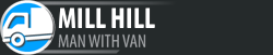 Man with Van Mill Hill